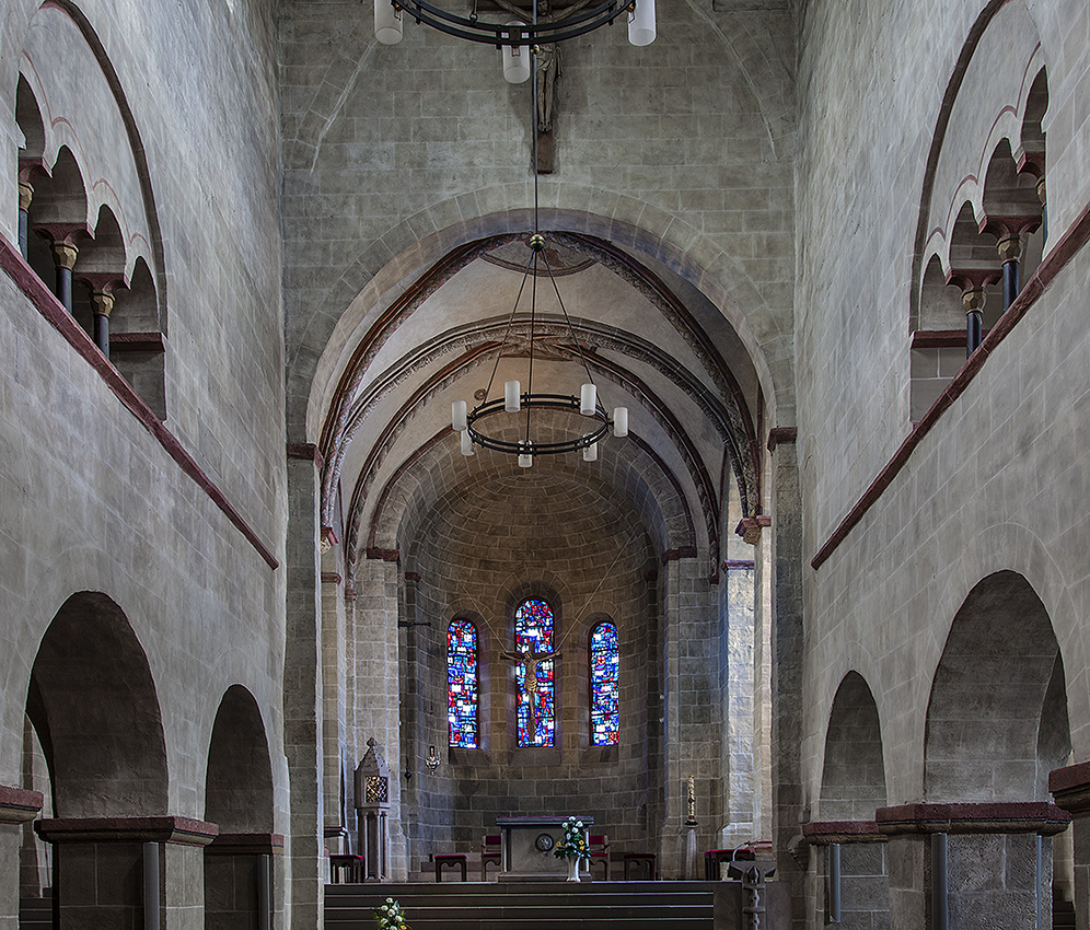 ST. LUBENTIUS, DIETKIRCHEN (LIMBURG)
