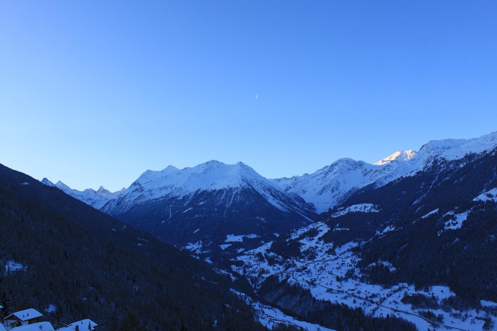 St Luc Valais Suisse