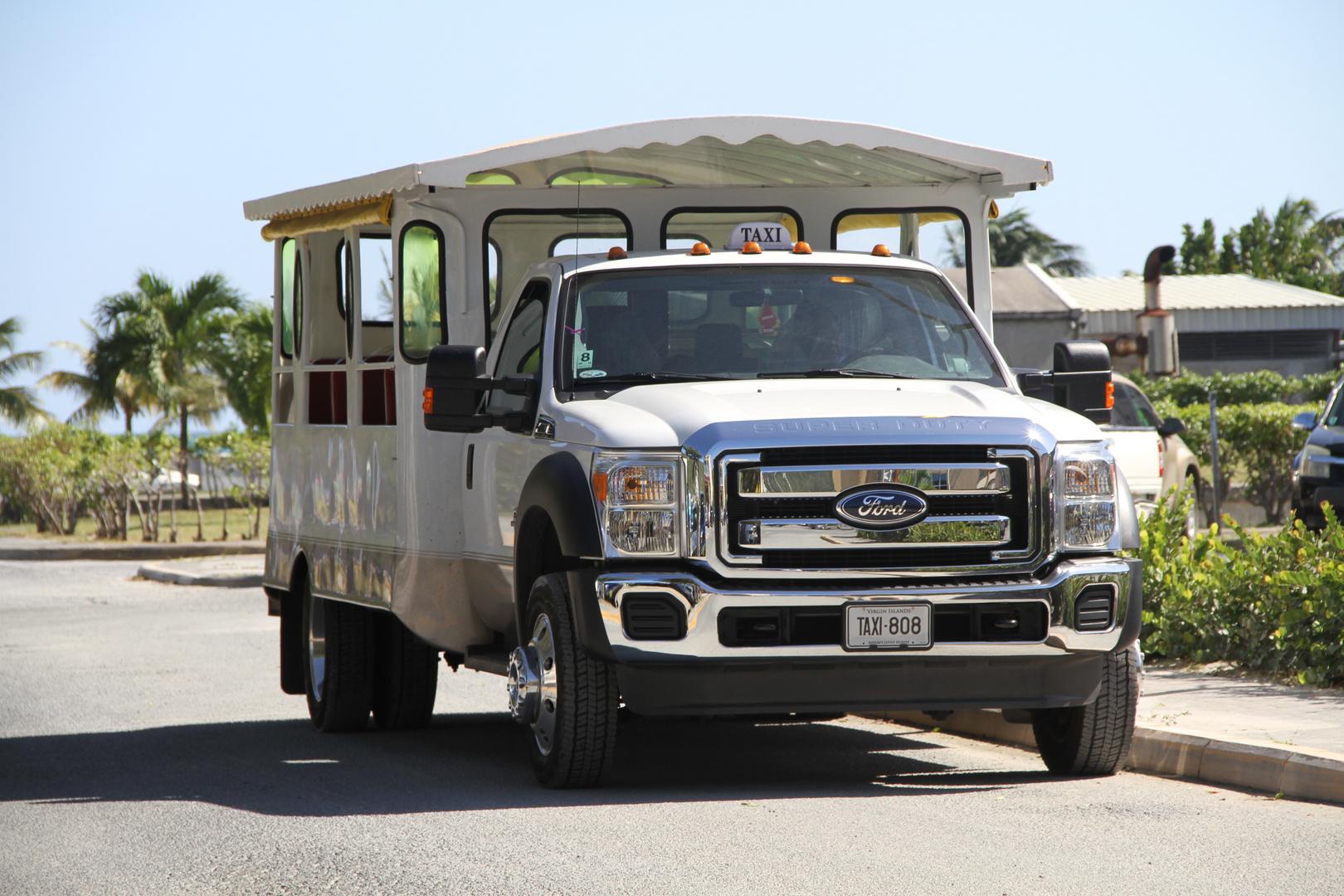 St .Lucia : Taxi