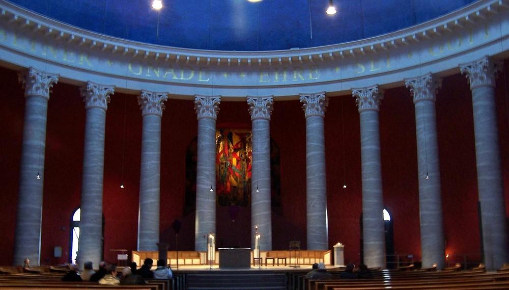 St.-Ludwigskirche von innen