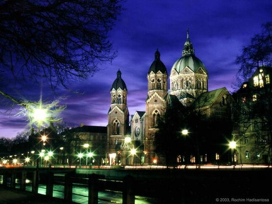 St.-Lukas-Kirche, Muenchen