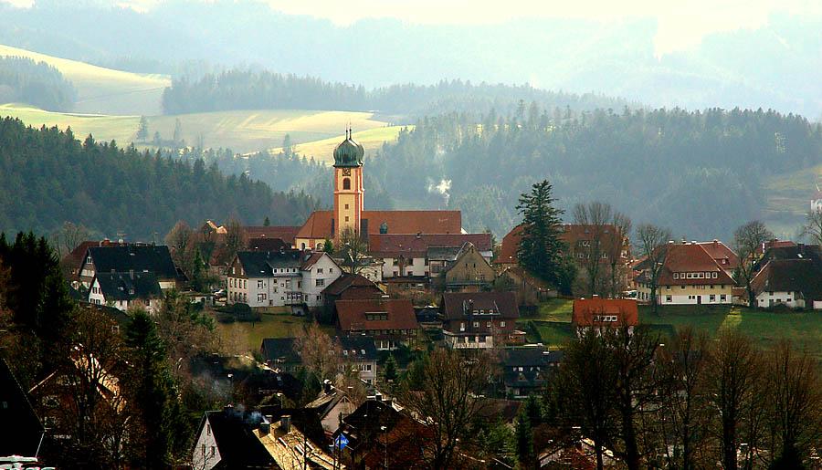 St. Märgen im Hochschwarzwald