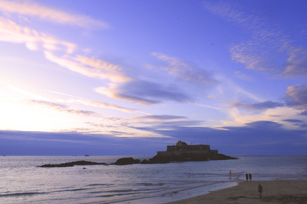 St Malo un soir...