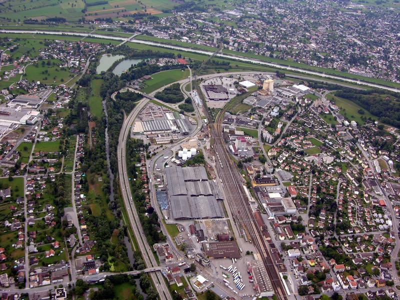 St. Margrethen Kt. St. Gallen