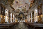 St. Maria de Victoria Kirche in Ingolstadt
