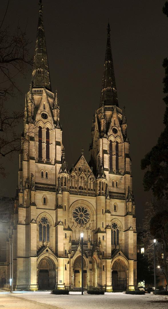 St. Maria Kirche Stuttgart Reloaded