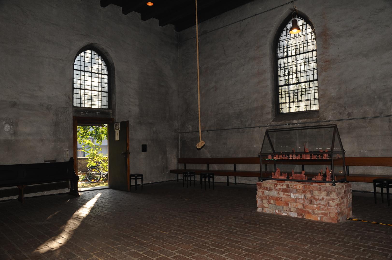St. Maria-Magdalena Kapelle Melaten ( 02 )