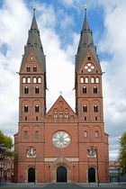 St. Marien-Dom in Hamburg