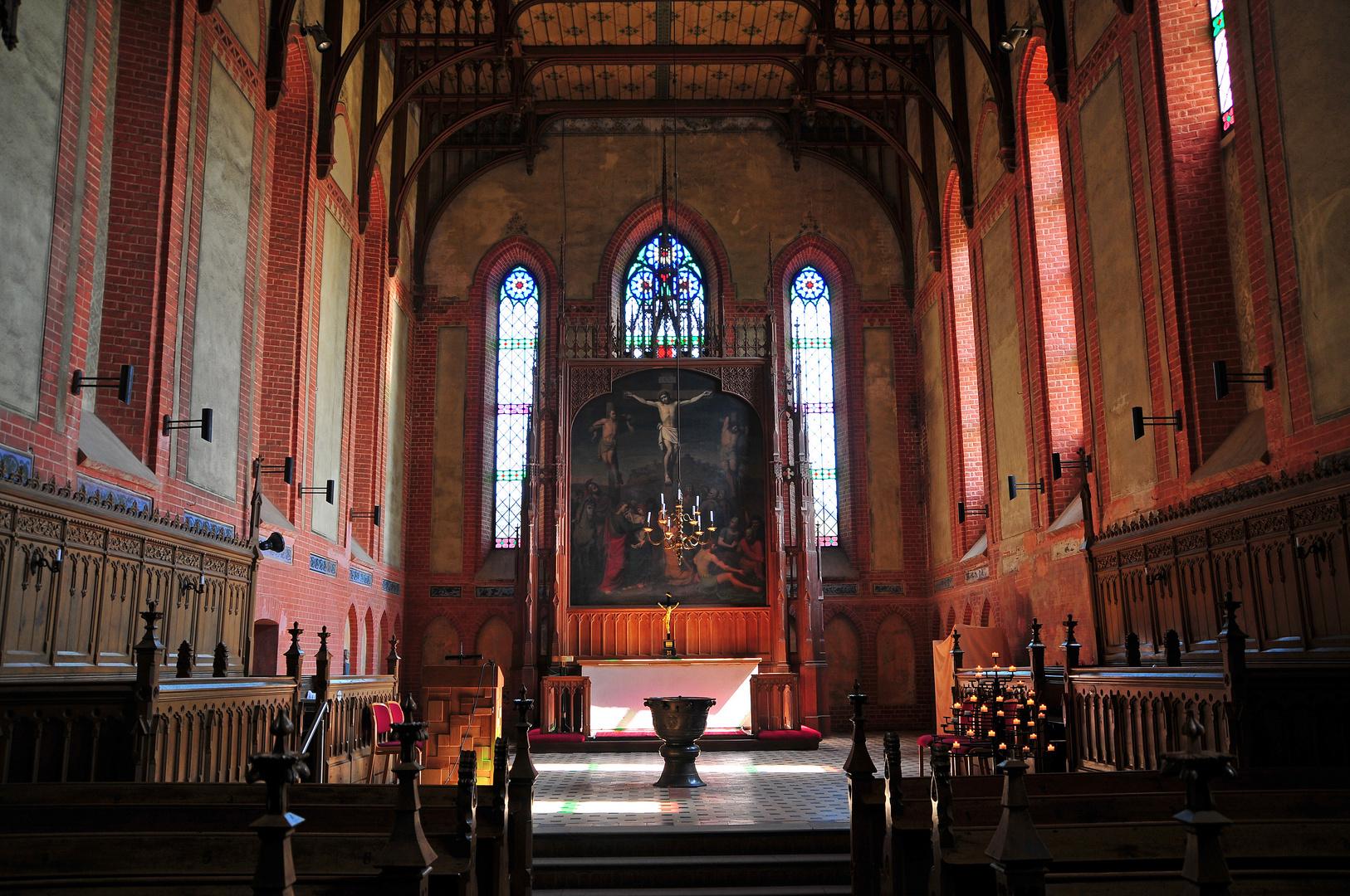 St. Marien-Kirche 1, Plau am See, Mecklenburg-Vorpommern