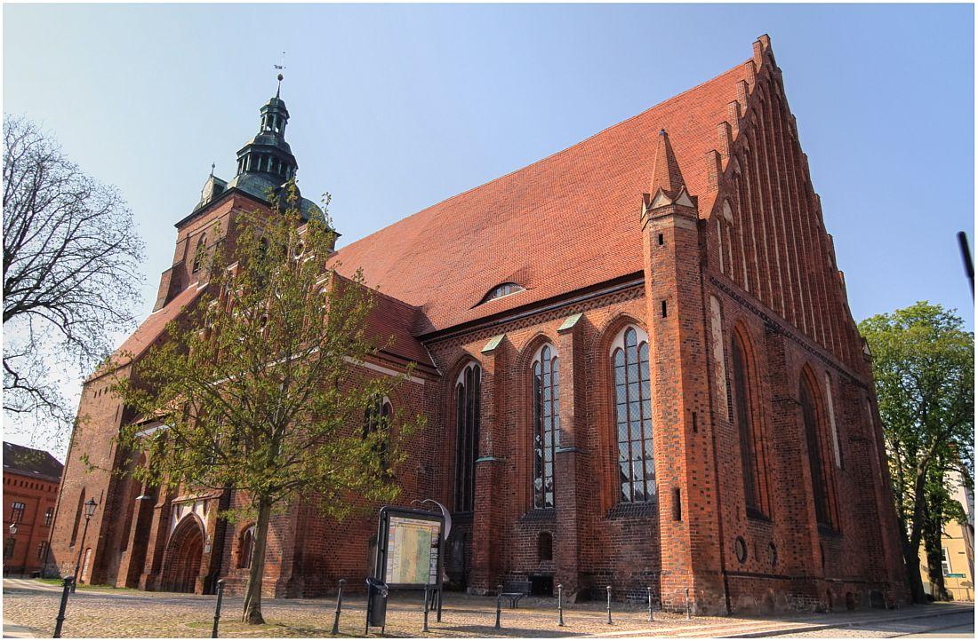 St.-Marien-Kirche - Wittstock/Dosse