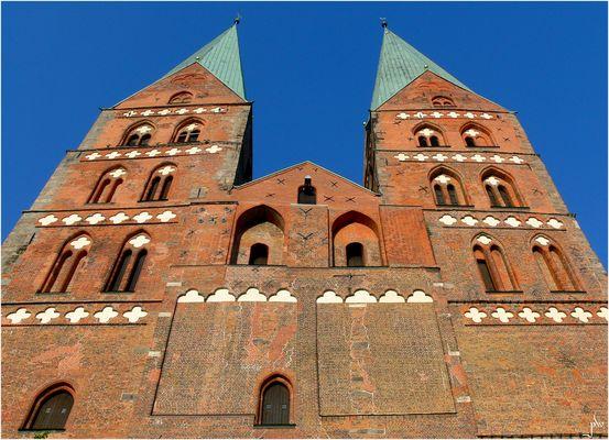 St. Marien zu Lübeck - Mutterkirche der BacksteinGothik