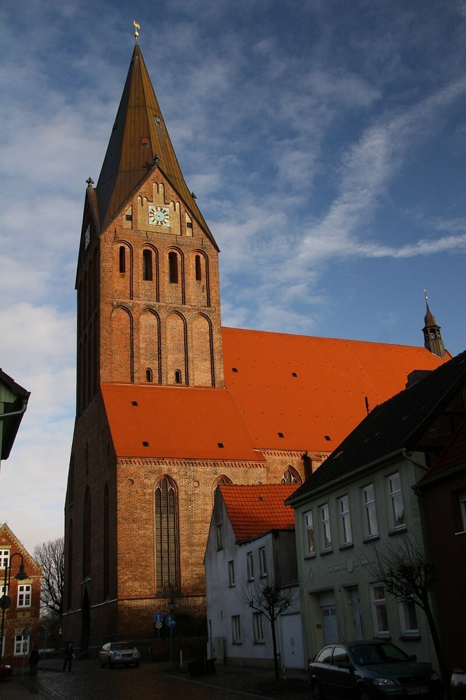 St. Marienkirche in Barth