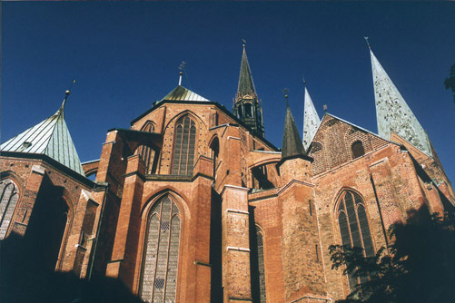 St. Marienkirche – Lübeck