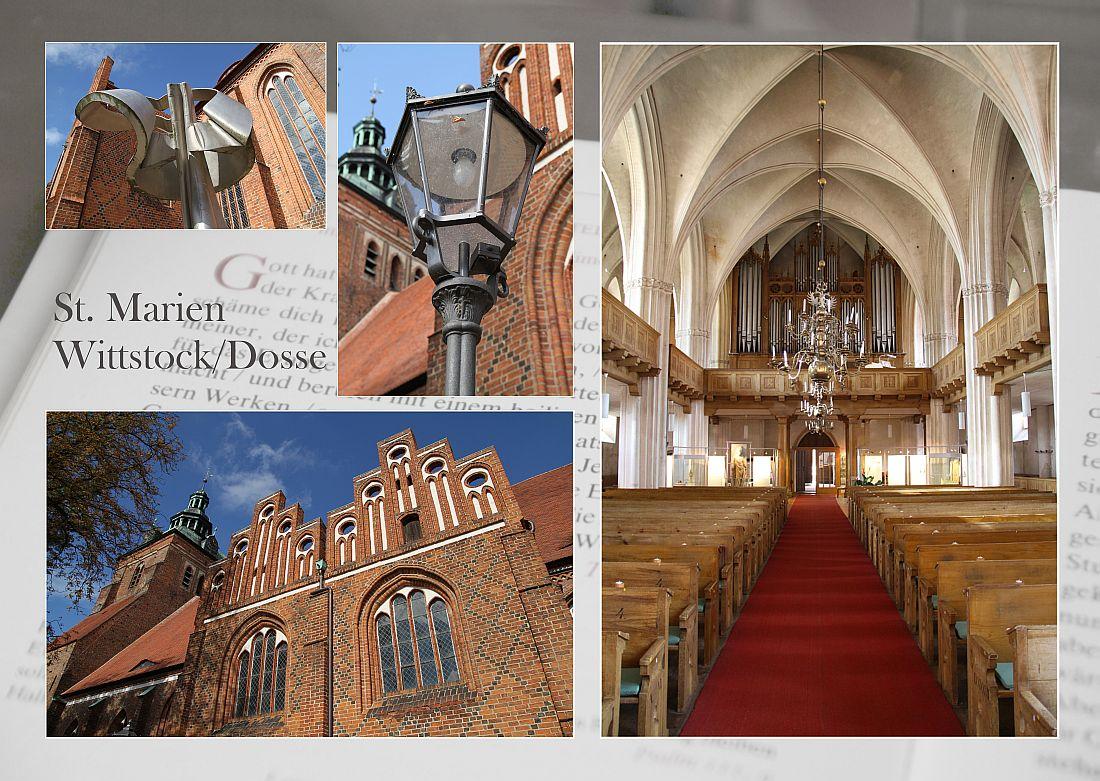 St. Marienkirche - Wittstock/Dosse 2