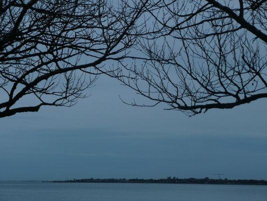 St Martin à l'horizon