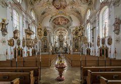 St. Martin (Marktoberdorf) Ostallgäu Bayern