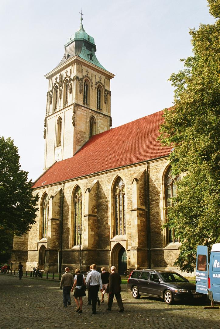 St. Martini in Münster