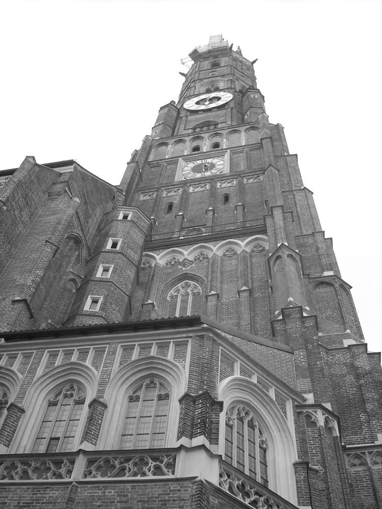 St. Martins Kirche / Landshut