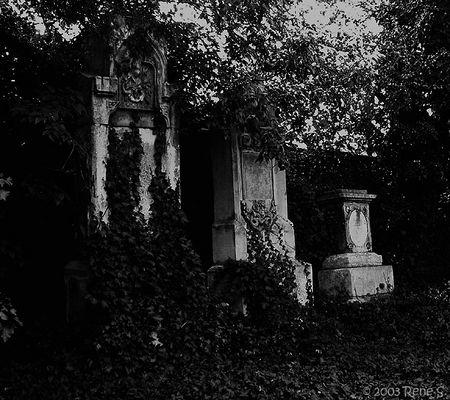 St. Marxer Biedermeier Friedhof