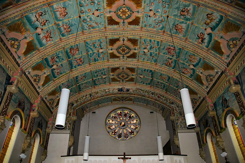 St Mary's [1]