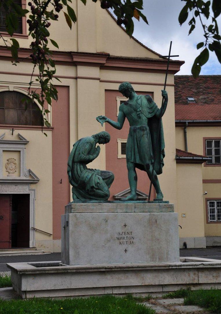 St. Matins-Denkmal