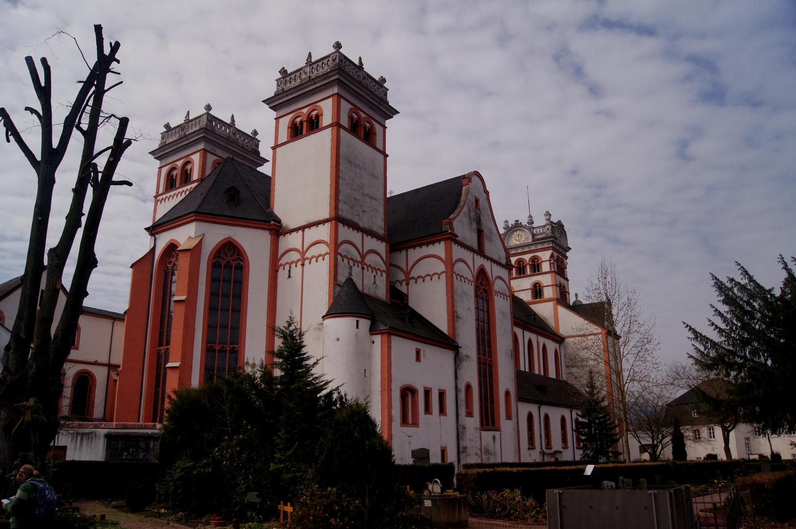 St. Matthias in Trier
