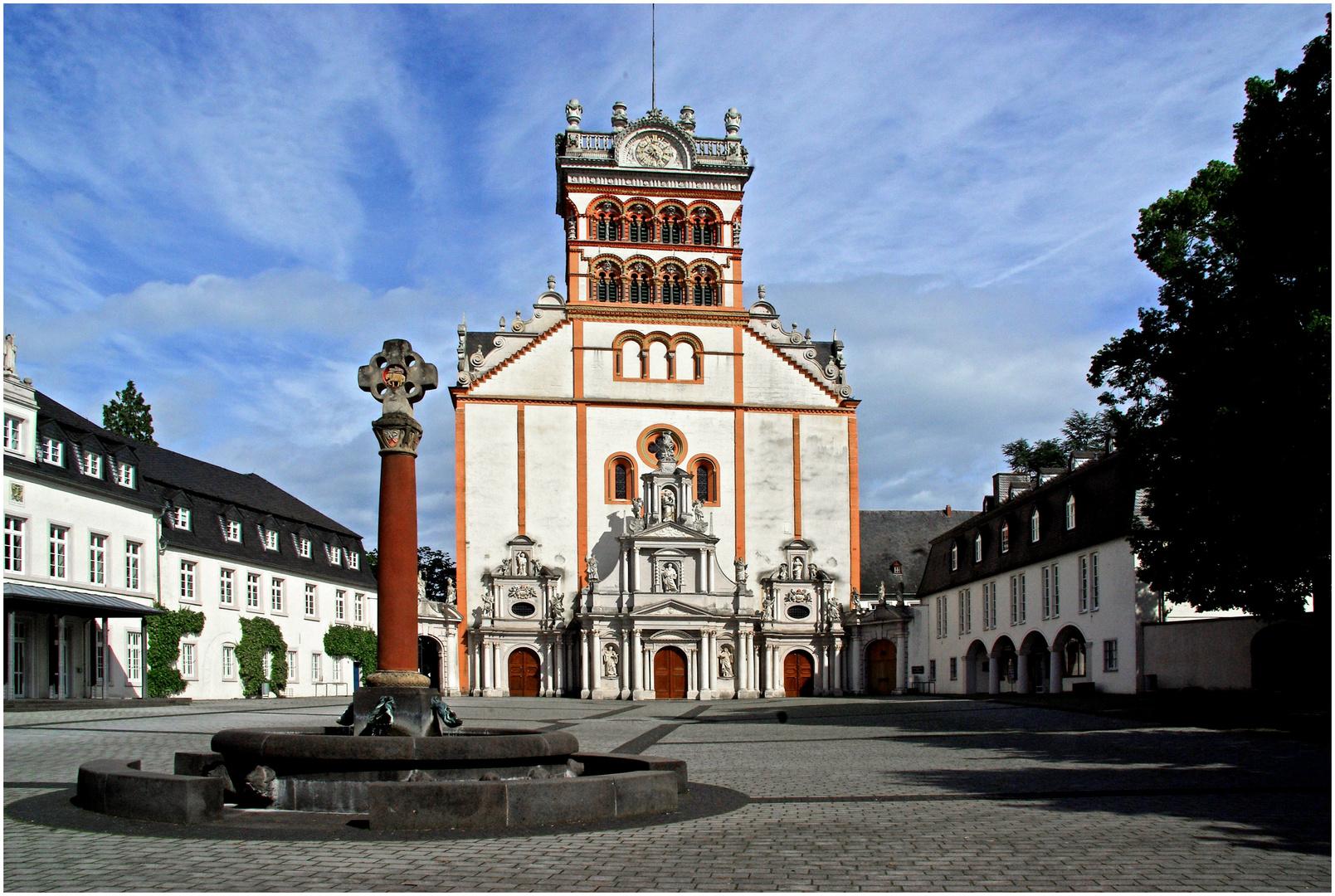 St. Matthiaskirche in Trier