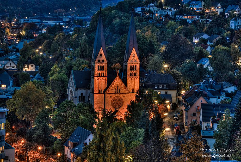 St. Michael Kirche in Siegen