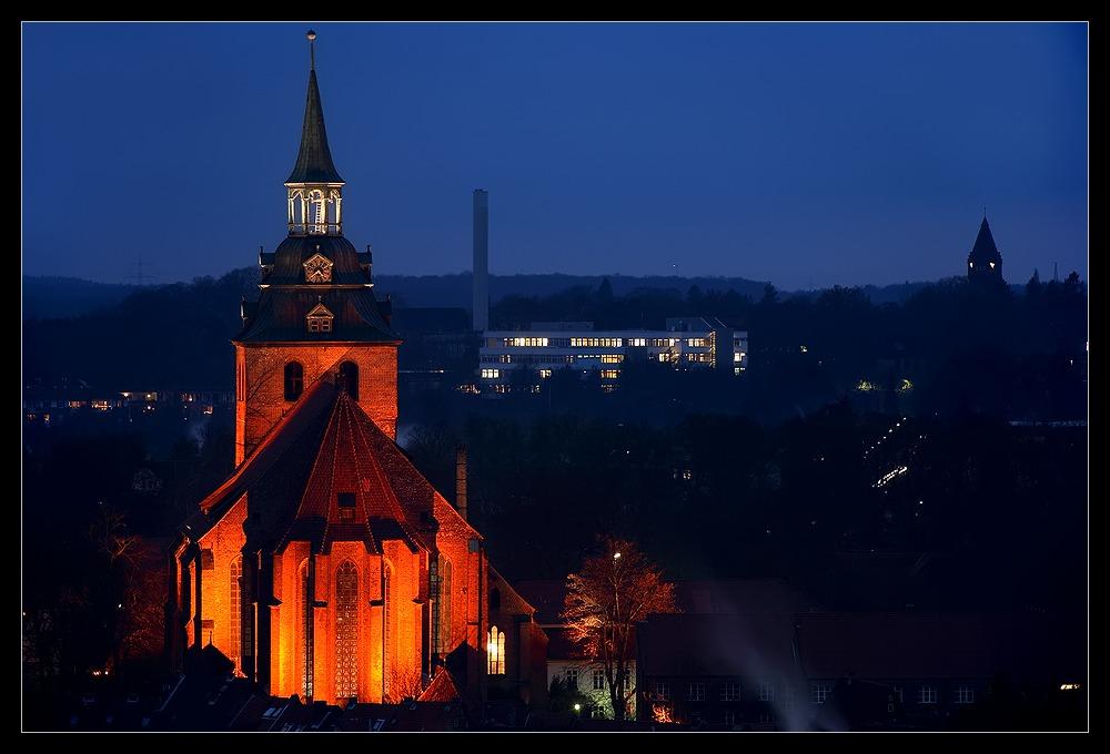 St. Michaelis Kirche in Lüneburg