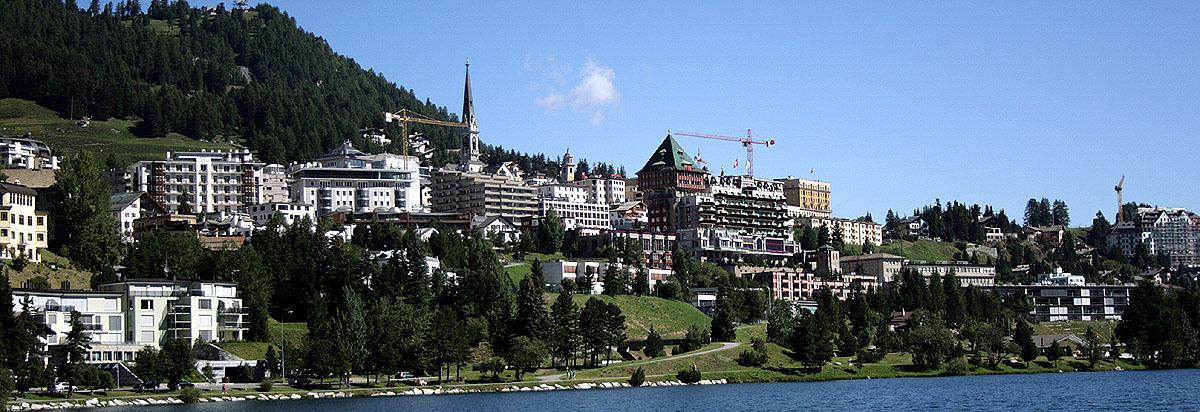 St. Moritz @ Herbst 2007