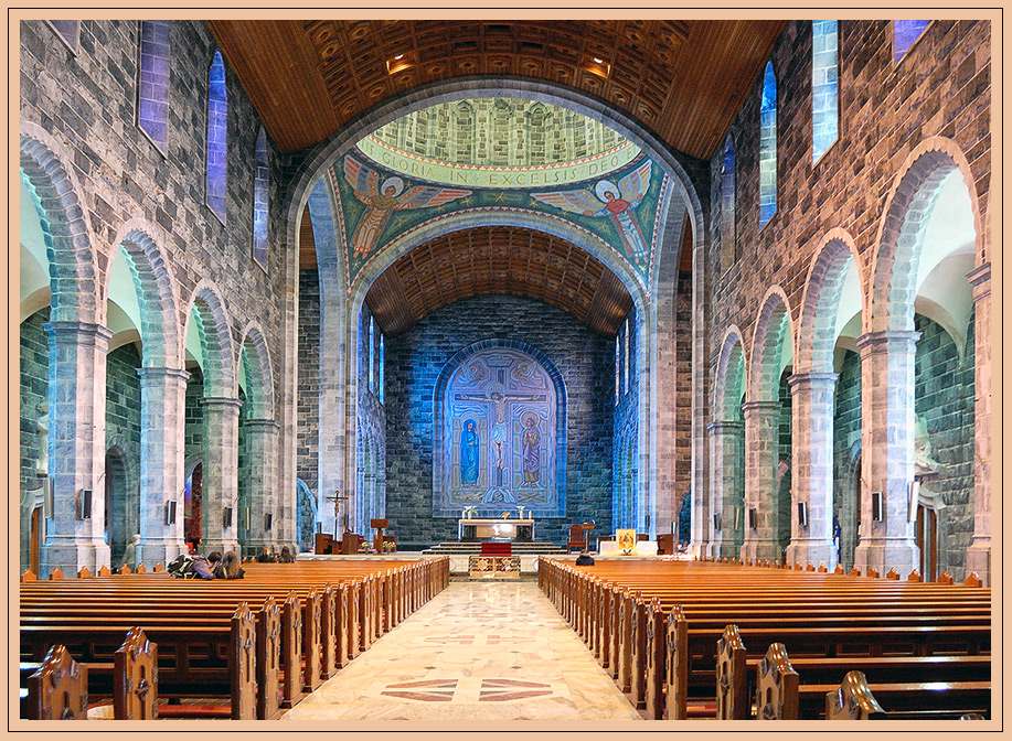 St. Nicholas Cathedral Galway