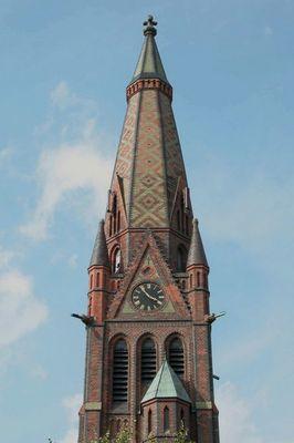 St Nikolaikirche in Altenhagen (bei Steinhude)