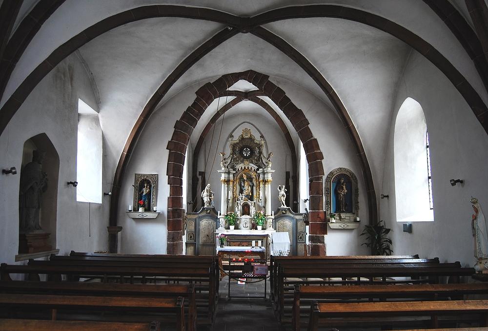 St. Nikolaus Kapelle in Vianden