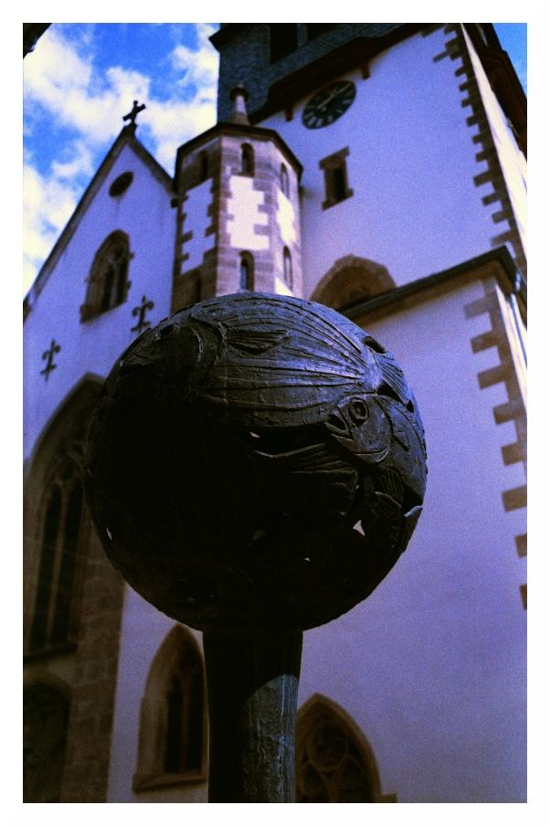 St.-Nikolaus-Kirche in Bad Kreuznach