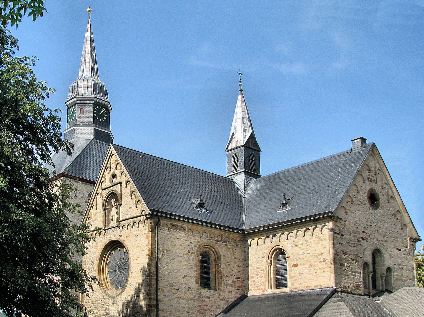 St. Nikolaus-Kirche in Büren NRW