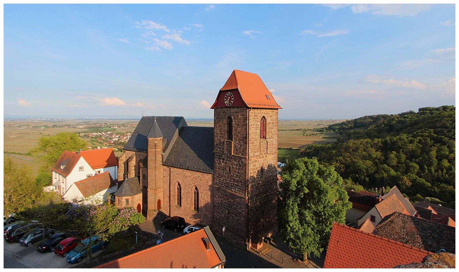 St. Nikolaus-Kirche in Neuleiningen