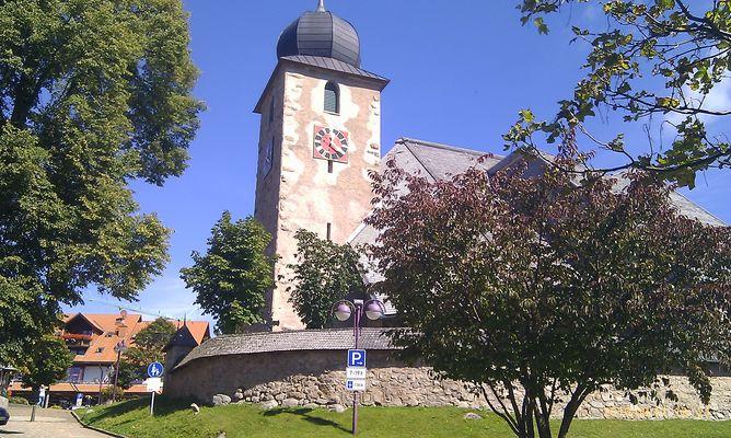 St. Nikolaus, Schluchsee, Schwarzwald