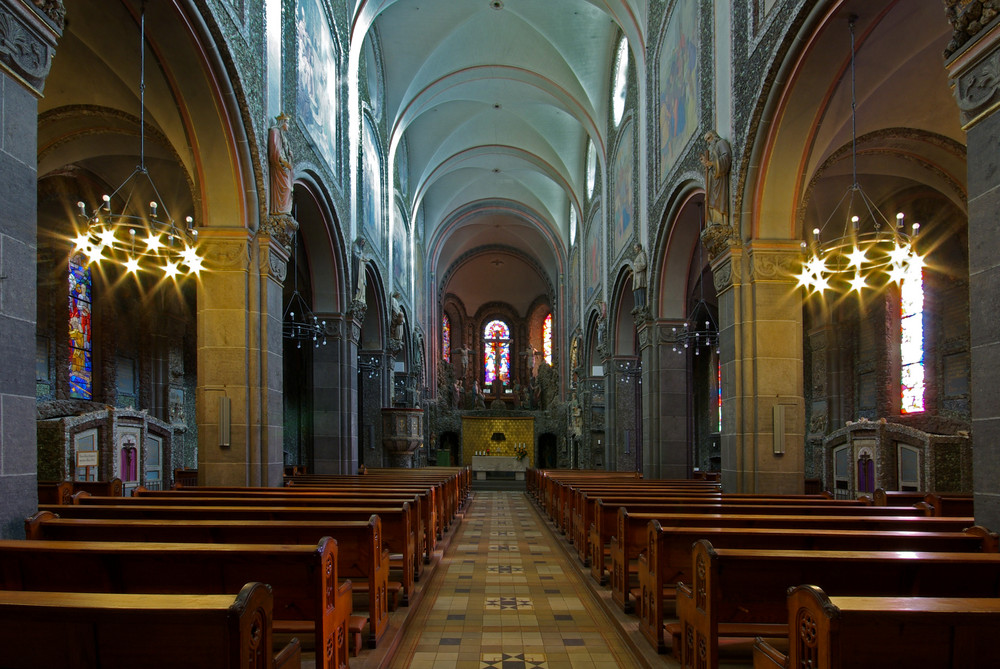 St. Nikolauskirche Koblenz-Arenberg