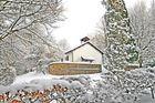 St. Oranna Kapelle im Schnee, Überherrn-Berus, Teil 2