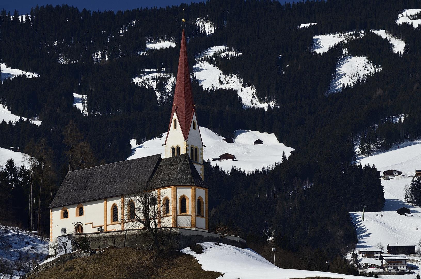 St. Pankraz im Zillertal - 2