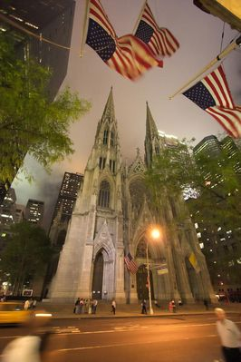 St. Patricks Cathedral in NYC