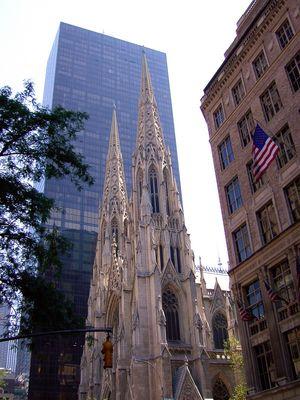 St. Patrick´s Cathedral - Manhattan