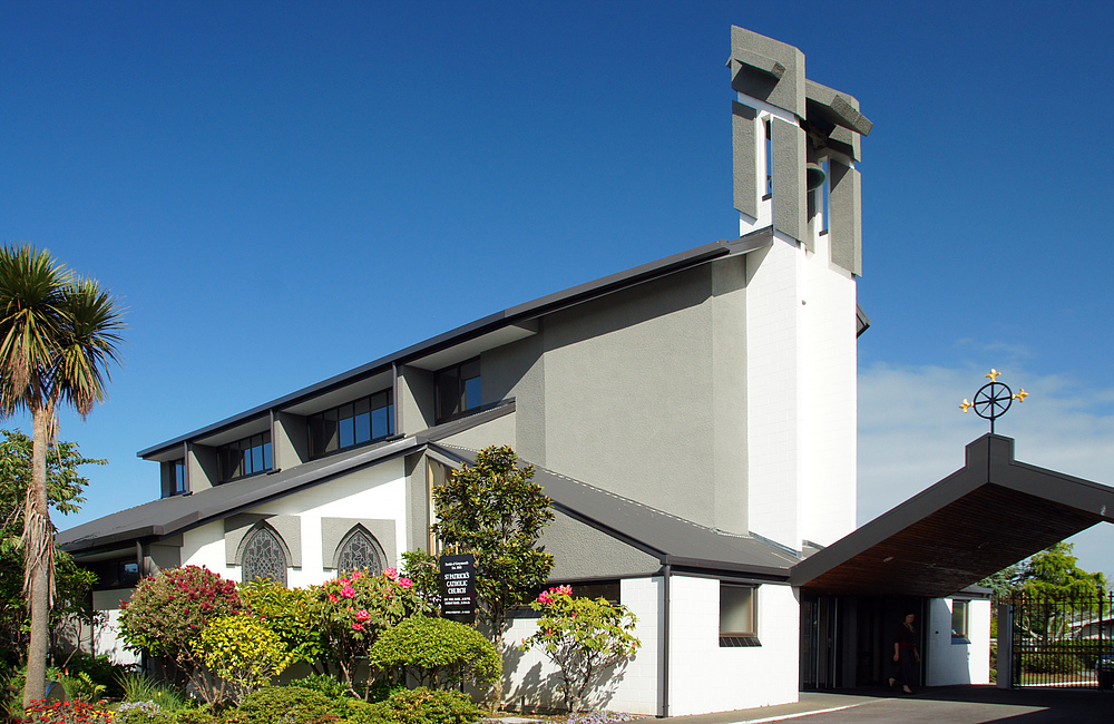 ..St. Patrick's church..