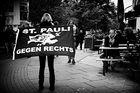 St. Pauli gegen Rechts