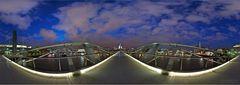 St. Pauls and Millenium Bridge