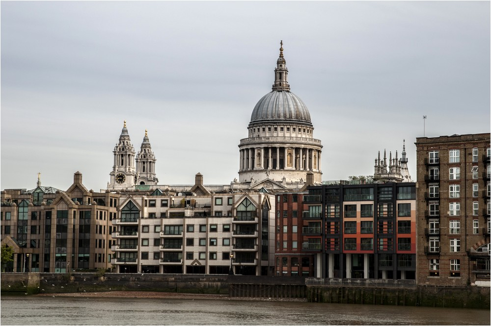 St Paul's Cathedral ...