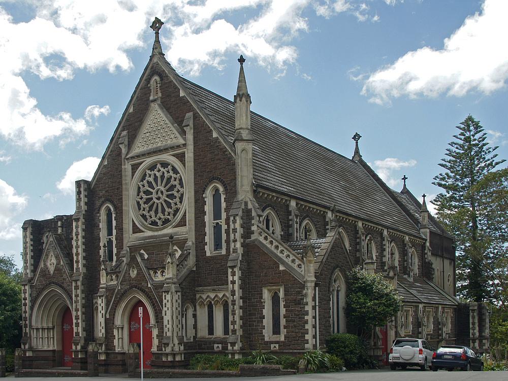 ..St Paul's Church..