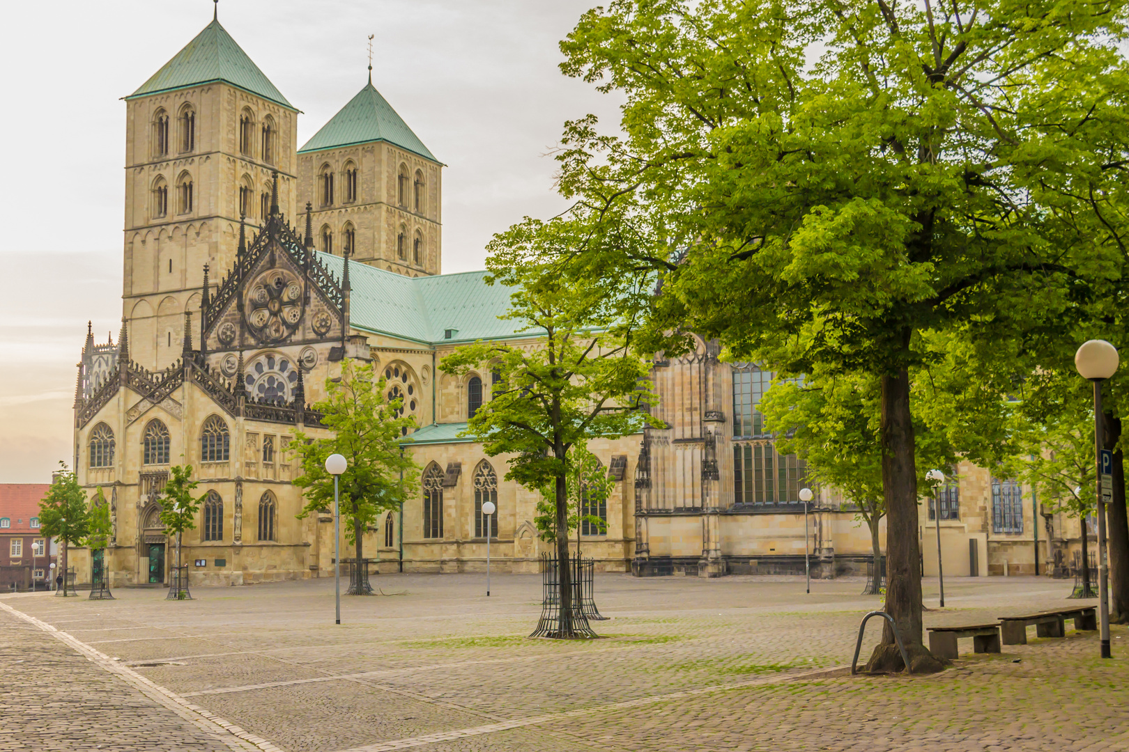 St.-Paulus- Dom zu Münster