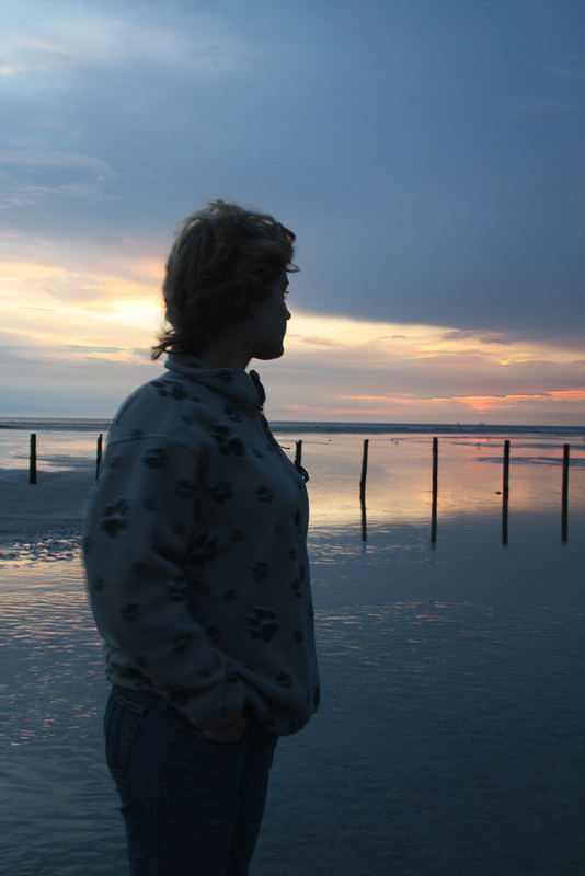 St. Peter Ording, August 2007