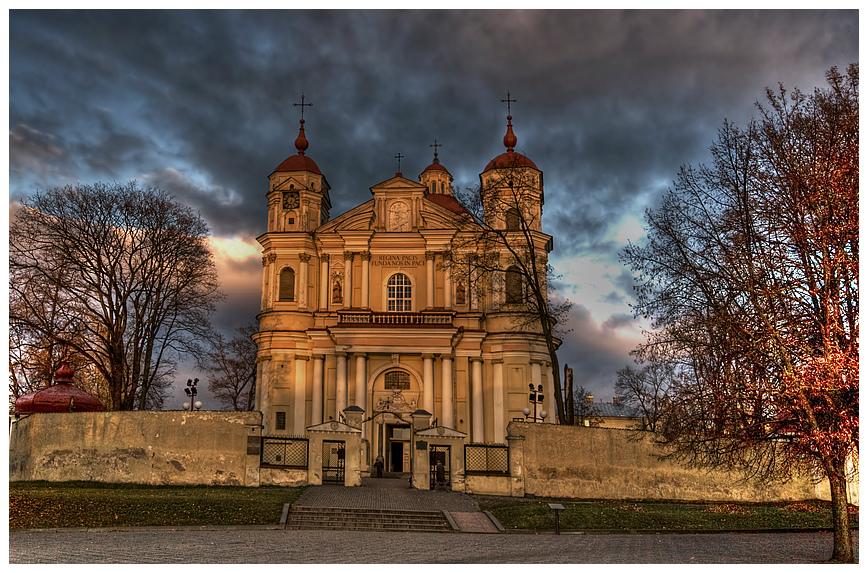 St. Peter und Paul / Vilnius